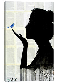 Canvas print  The search for harmony - Loui Jover