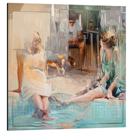 Johnny Morant - At the pool