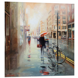 Johnny Morant - Storm clearing