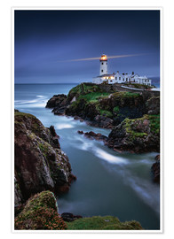 Premium poster Fanad lighthouse