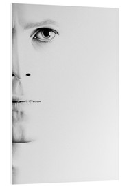 Forex  David Bowie Minimal Portrait - Ileana Hunter