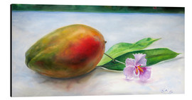 Jonathan Guy-Gladding - Mango and orchid