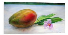 Forex  Mango and orchid - Jonathan Guy-Gladding