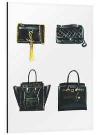 Aluminium print  Handbags collection - Rongrong DeVoe