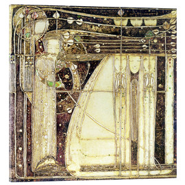 Margaret MacDonald Mackintosh - The Opera of the Wind