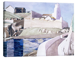 Canvas print  The Lighthouse - Charles Rennie Mackintosh