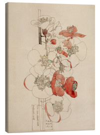 Canvas print  Japonica - Charles Rennie Mackintosh