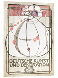 Margaret MacDonald Mackintosh - German art and decoration