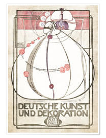 Premium poster German art and decoration