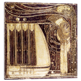 Margaret MacDonald Mackintosh - The Opera of the Sea