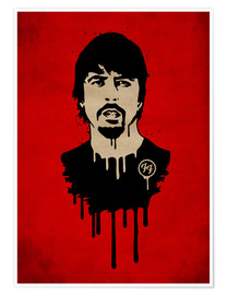 Poster FooFighter