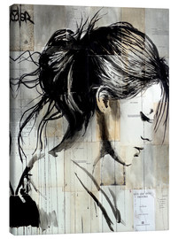 Canvas print  Do not forget your roots - Loui Jover