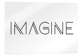 Acrylic print  imagine - Ohkimiko