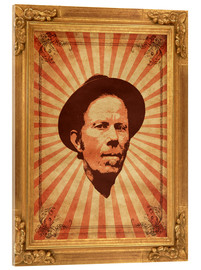 Acrylic print  Tom Waits - Durro Art