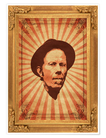 Premium poster  Tom Waits - Durro Art