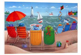 Forex  Beach scene - Peter Adderley
