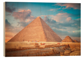 great pyramid of Giza in Egypt