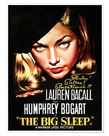 Premium poster The Big Sleep