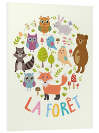 Forex  The Forest (French) - Kidz Collection