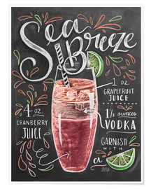 Premium poster Sea Breeze