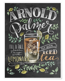 Poster  Arnold Palmer - Lily & Val