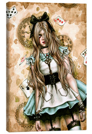 Canvas print  My wonderland - Enys Guerrero