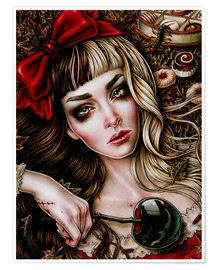 Poster  Autumn in Candyland - Enys Guerrero