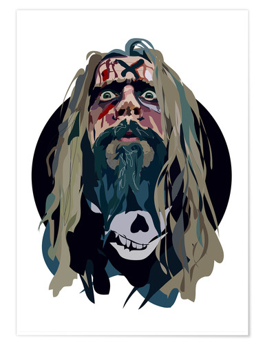 Poster Rob Zombie
