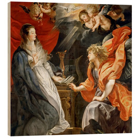Peter Paul Rubens - Annunciation to Mary