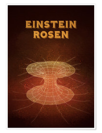 Poster  Einstein-Rosen Bridge - RNDMS