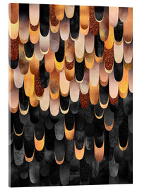 Elisabeth Fredriksson - Feathered   Copper And Black
