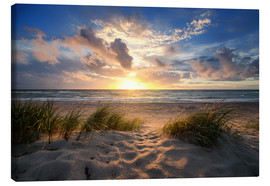 Canvas print  Baltic Beach - Steffen Gierok