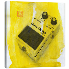 Canvas  Overdrive Pedal - Bryan James