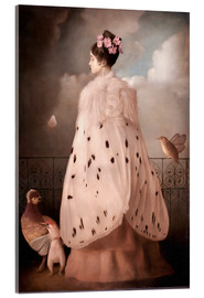 Acrylic print  The queen of nowhere - Stephen Mackey