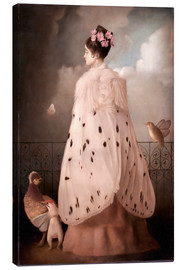 Canvas print  The queen of nowhere - Stephen Mackey