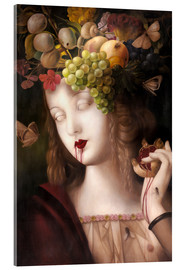 Acrylic print  The Ripeness - Stephen Mackey