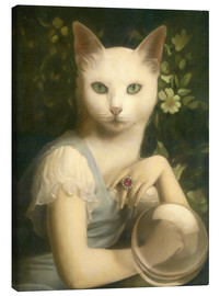 Canvas print  Unspeakable fortune - Stephen Mackey