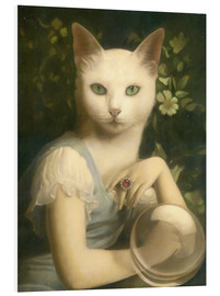 Foam board print  Unspeakable fortune - Stephen Mackey