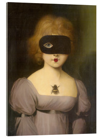 Acrylic glass  Conjuress - Stephen Mackey