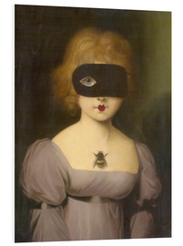 Foam board print  Conjuress - Stephen Mackey