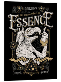 Aluminium print  The Dark Crystal Essence Elixir - Barrett Biggers
