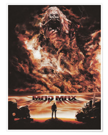Premium poster Mad Max Fury Road