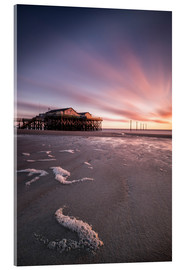 Acrylic print  Sankt Peter-Ording / North Sea - Silly Photography