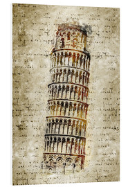Michael artefacti - THE LEANING TOWER OF PISA