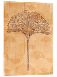 Sybille Sterk - little and big ginkgo leaves