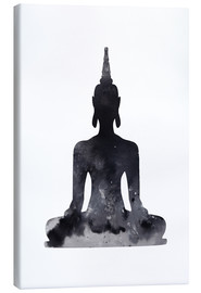 Canvas print  Buddha design - Dani Jay Designs