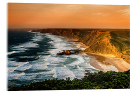 Acrylic print  West Coast - Friedhelm Peters
