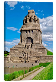 Canvas print  The Monument to the Battle of the Nations