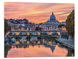 Forex  Rome in the evening - Jörg Gamroth