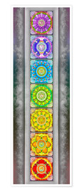 Dirk Czarnota - The Seven Chakras Series III Artwork II II